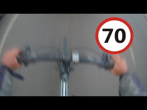 Слипстрим на Копыловском мосту. Обгон грузовика при 70 км/ч. НЕ ПОВТОРЯТЬ!!!