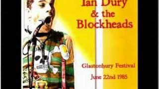 Ian Dury and the Blockheads - Billericay Dickie@Glastonbury