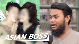 How Do Indonesians Feel About Porn? [Street Interview] | ASIAN BOSS