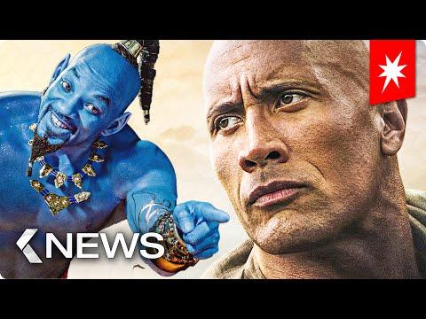 Jumanji 3, Aladdin, Stephen Kings der Talisman... KinoCheck News