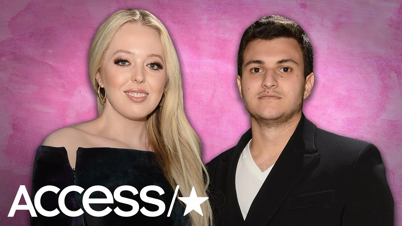 Tiffany Trump Engaged to Michael Boulos