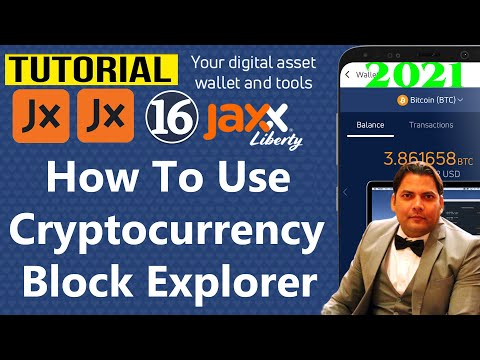 How To Use Cryptocurrency Block Explorer | Blockchain Explorer Tutorial