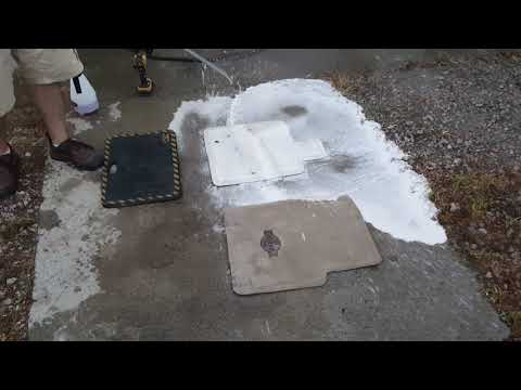 A QUICK WAY TO EXTREME CLEAN FLOOR MATS