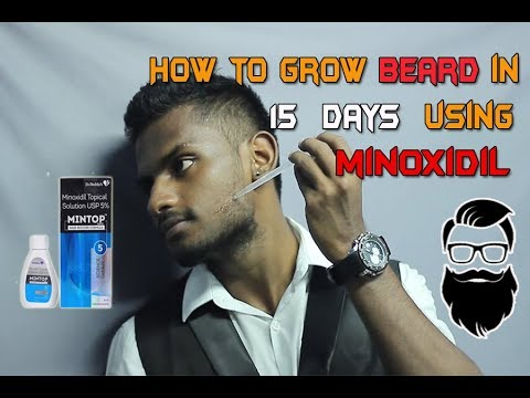 How to Grow Beard in 15 days | Tamil | Mens Fashion tamil|only for 18+ male