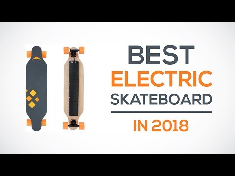 Best Electric Skateboard Reviews 2018  YouTube