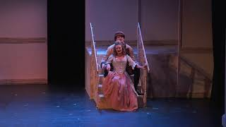 Mozart: Batti, batti, o bel Masetto from 'Don Giovanni'- Jaely Chamberlain, Soprano/Salt Marsh Opera