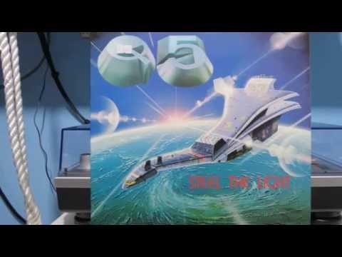 Steel The Light - Q5 (1985) Clean Vinyl Album Recording HD