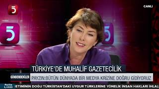 Şirin Payzın - Çağlar Cilara ile Gündemdekiler - 10.02.2019
