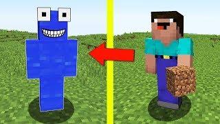 ПРО НУБИК УЧИТ ВОДЯНОЙ МОНСТР ИГРАТЬ В СКАЙ ВАРС МАЙНКРАФТ ! ТРОЛЛИНГ Minecraft SKY WARS !