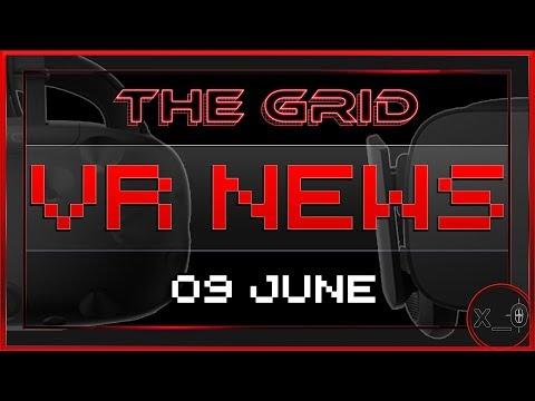 THE GRID VR | Stormland, Echo Combat, Moss, Valve Opens Steam, The Fields, Oculus GO, Sega, Vive