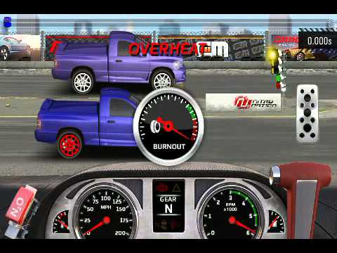 drag racing 4x4 android hack download