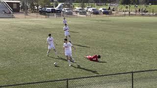 03 NCFC Gold South vs. NCFC Premier (1st Half) 3/24/19