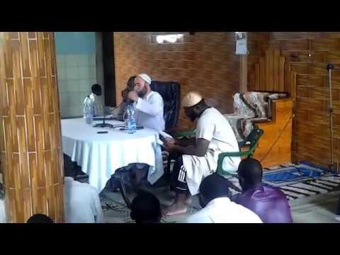 (1) CONFERENCE ROQYA-CAPTAGE AU GABON 22/11/2014 BEN HALIMA