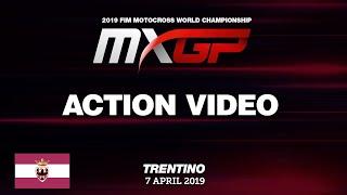 Paulin & Tonus pass Alessandro Lupino - MXGP of Trentino 2019