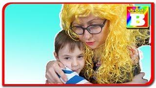 Adevarul despre Profa de Engleza. De ce a mintit?  Bogdan`s Show Video pentru copii.