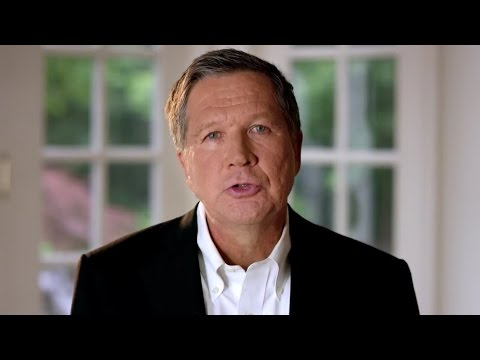 John Kasich launches 2016 campaign