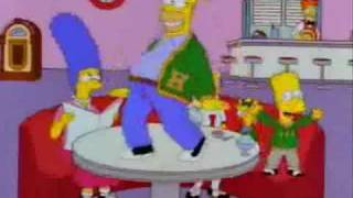 The Simpsons - I Want Candy!