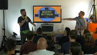 Night Attack #226: Live From San Diego 2018