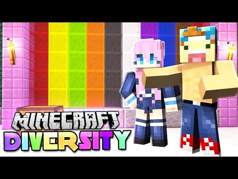 MINECRAFT DIVERSITY 3!!   Diversity w/LDShadowLady #1