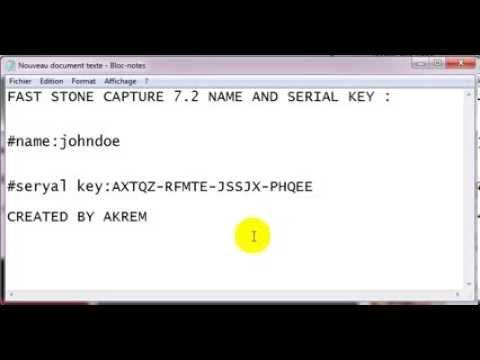 Serial keys free