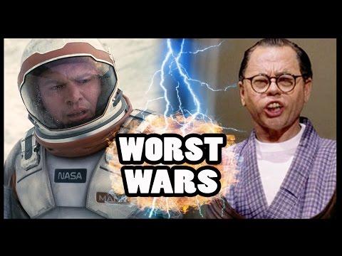 MR. YUNIOSHI Vs DR. MANN - Worst Wars
