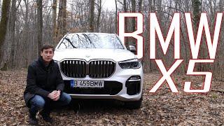 TEST DRIVE CU BMW X5 M50D - Cavaleria.ro