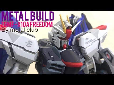 Metal Build FREEDOM GUNDAM 2.0 || Metal Club