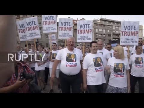 Serbia: Radical Party leader denounces Biden