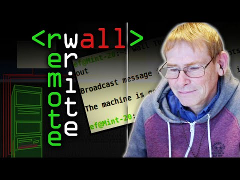 RWALL (Remote Write to All) - Computerphile