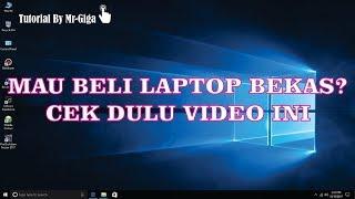 Mau Beli Laptop Bekas?? Lihat Dulu Video Ini!!! [HD]