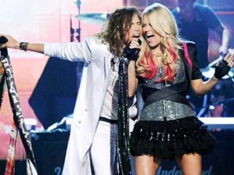 Aerosmith- Can't Stop Lovin' You (With Carrie Underwood)