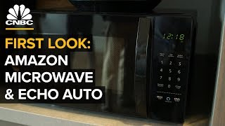 Amazon's New Microwave, Echo Auto And Alexa Hunches