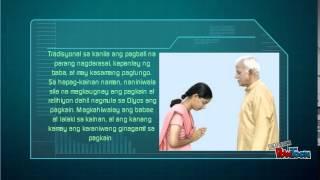 Repeat youtube video Ang Kultura Batay sa Asal at Gawi ng mga Asyano