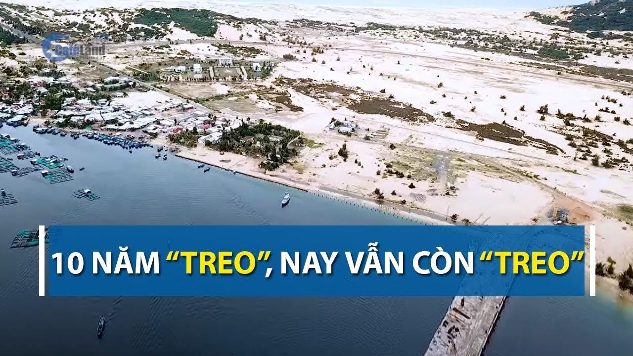 Treo dự án gần 10 năm, Cảng Bắc Vân Phong xây dựng đến đâu? | CAFELAND