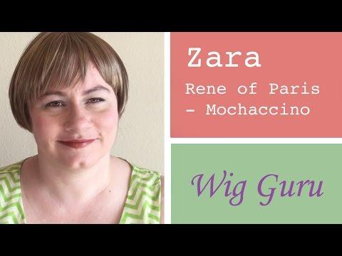 Zara by Rene of Paris in Mochaccino