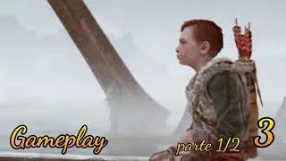 God of war 4 / misión 3 / ps4 serie- almadgata
