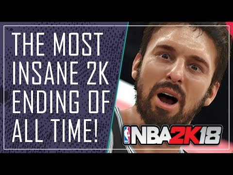 CRAZIEST ENDING OF ALL TIME!  - NBA 2K18 Nets MyGM