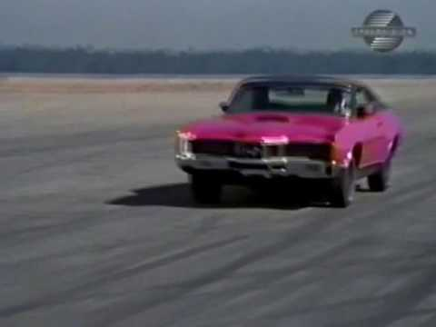 BUD LINDEMANN ROAD TEST 1971 MERCURY CYCLONE 351 2BBL ROAD TEST