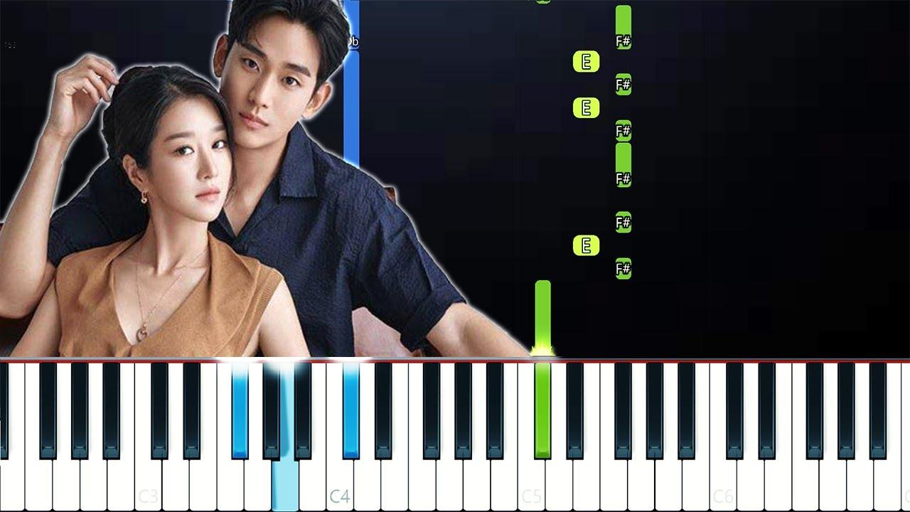 Sam Kim (샘김) - Breath (숨) It's Okay To Not Be Okay OST Part 2 (Piano Tutorial)