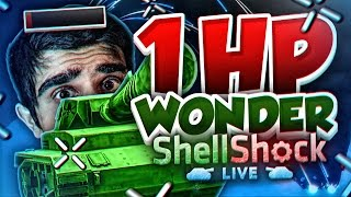 shellshock 1hp wonder