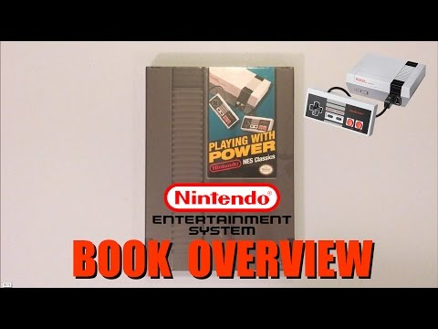 Rob Talks: Playing with Power - Nintendo NES Classics Book