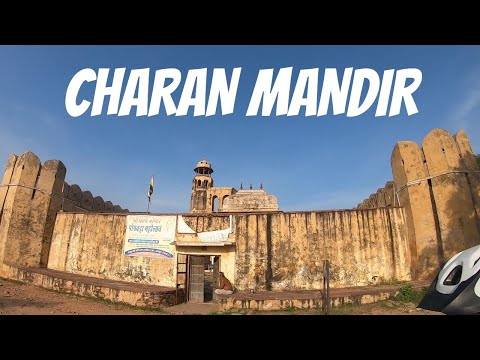 CHARAN MANDIR IN JAIPUR | ANCIENT KRISHNA TEMPLE #jaipur