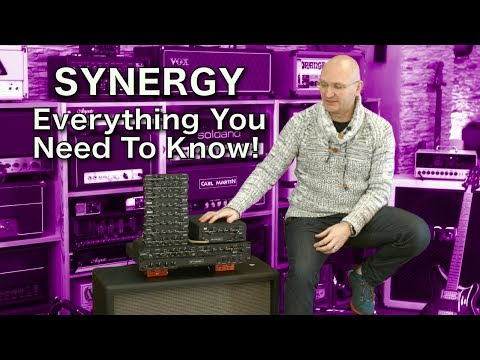 Synergy Amps - Everything You Need to Know!