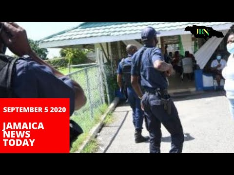 Jamaica News Today September 5 2020/JBNN