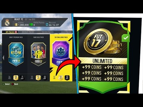 FIFA 17 | GET 45K PACKS FOR 10K (*NEW* UNLIMITED COINS GLITCH)