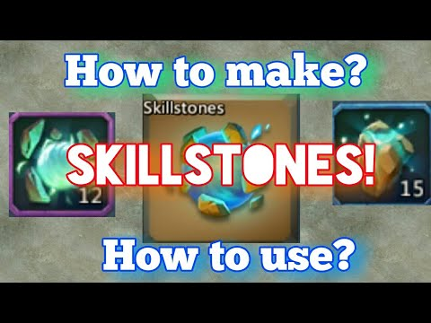 Lords-Mobile | How To Use And Make Skillstones?