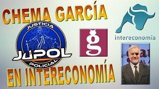 Intereconomía nos apoya. Intervención de Chema García #VotaJupol. Gracias José Javier Esparza.