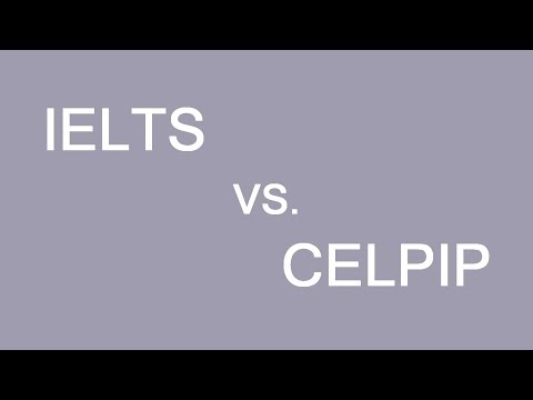 IELTS Vs CELPIP. Which Exam To Take For Immigration To Canada. LP Group