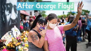 George Floyd: How protests sparked a Minneapolis community movement | Tomorrow Together
