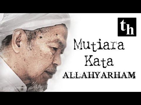 [Typography] Kaya sampai ke Syurga - Tuan Guru Nik Aziz (siri 37)